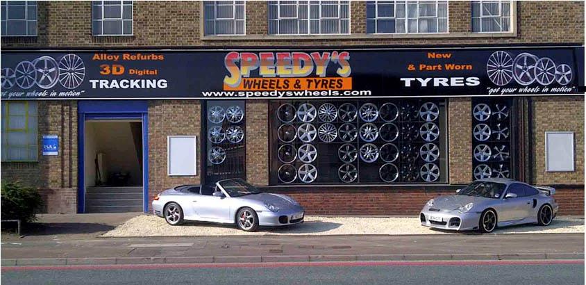 Speedy's Wheels & Tyres Birmingham Store