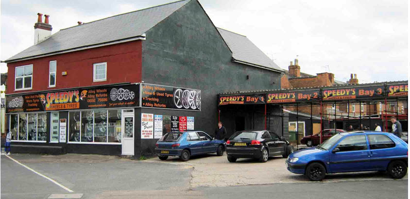 Speedy's Wheels & Tyres Derby London Rd Store
