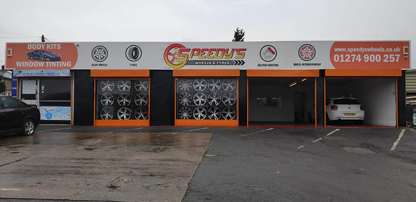 Speedy's Wheels & Tyres Bradford Store
