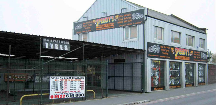 Speedy's Wheels & Tyres Walsall Store