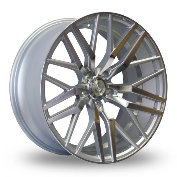 20″ Axe EX30 Silver Polished for Volkswagen Transporter