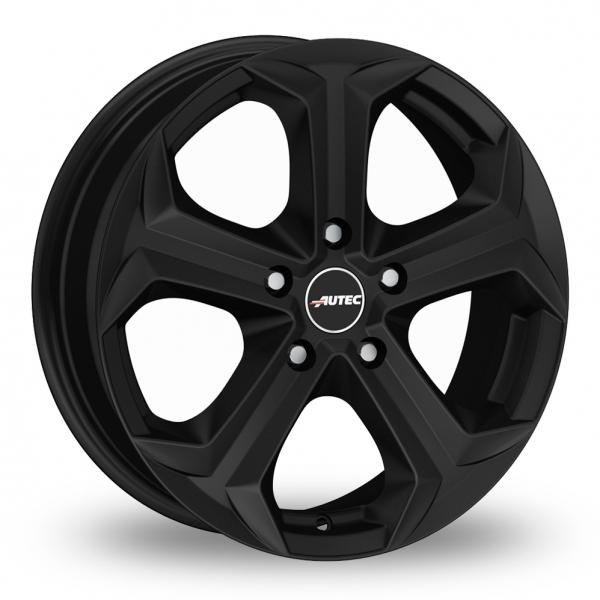 18″ Autec Xenos Matt Black For VW Transporter