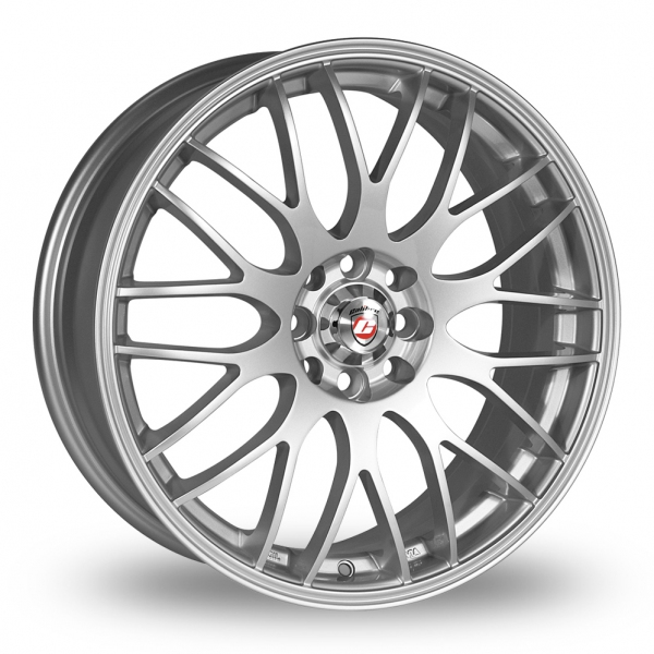 CALIBRE MOTION 2 SILVER ALLOY WHEELS