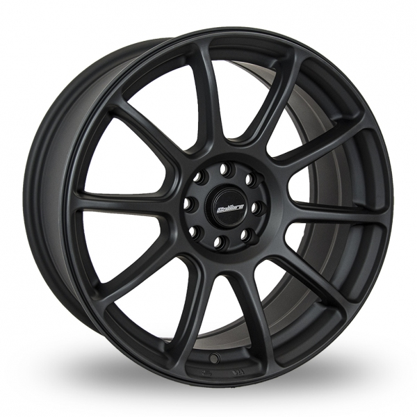CALIBRE NEO MATT BLACK ALLOY WHEELS