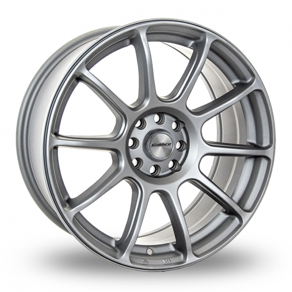 CALIBRE NEO SILVER ALLOY WHEELS
