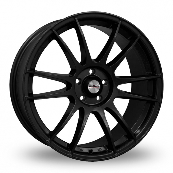 CALIBRE SUZUKA GLOSS BLACK ALLOY WHEELS