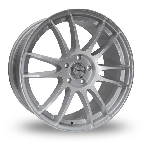 CALIBRE SUZUKA SILVER ALLOY WHEELS
