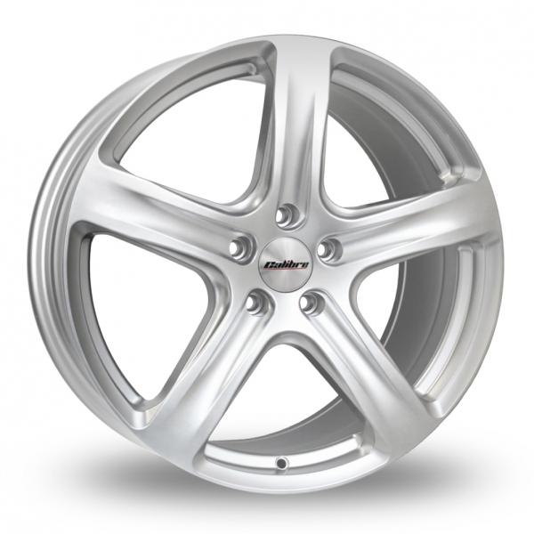 18″ Calibre Tourer Silver for Mercedes Vito