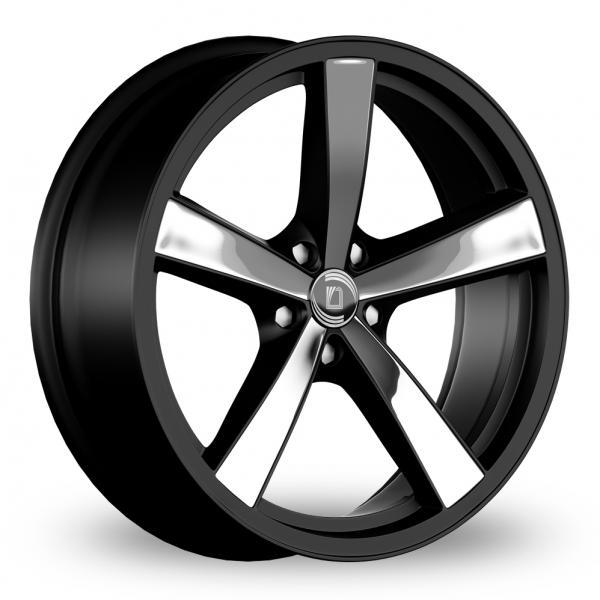 18″ Diewe Trina Inox Black For VW Transporter