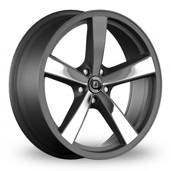18″ Diewe Trina Inox Grey For VW Transporter