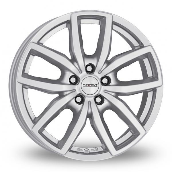 18″ Dezent TE Silver For VW Transporter