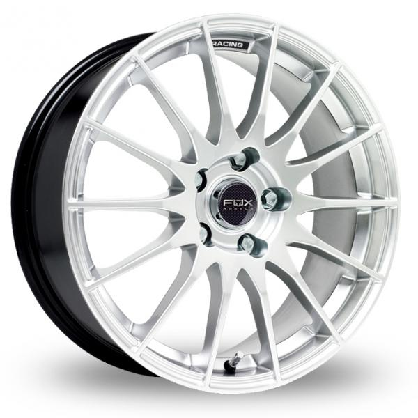 16″ Fox Racing FX004 Silver for Ford Transit Courier