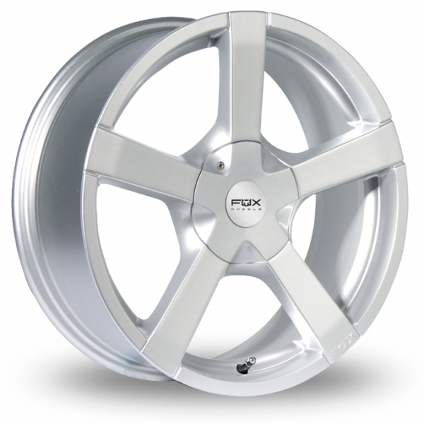 FOX RACING FX1 SILVER ALLOY WHEELS