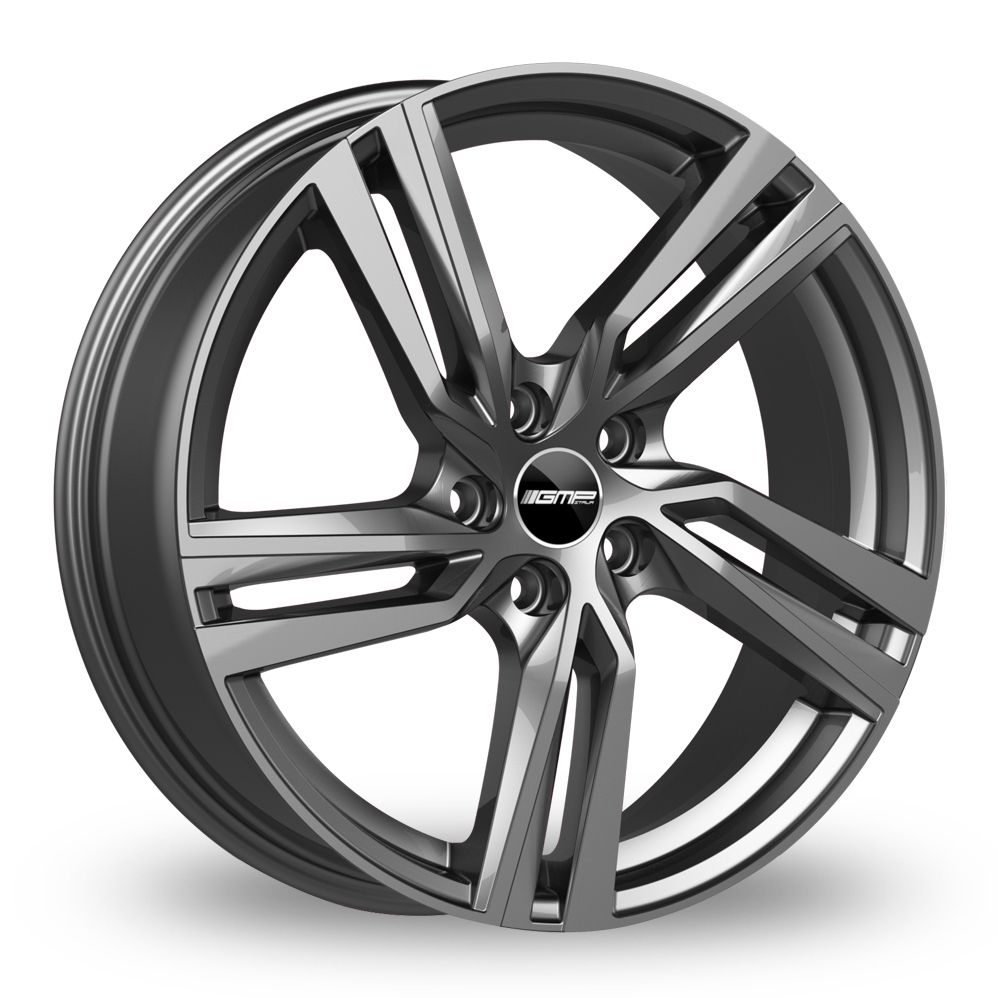 GMP ITALIA ARCAN ANTHRACITE ALLOY WHEELS