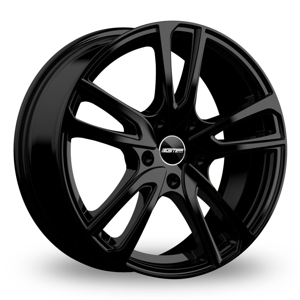 GMP ITALIA ASTRAL GLOSS BLACK ALLOY WHEELS
