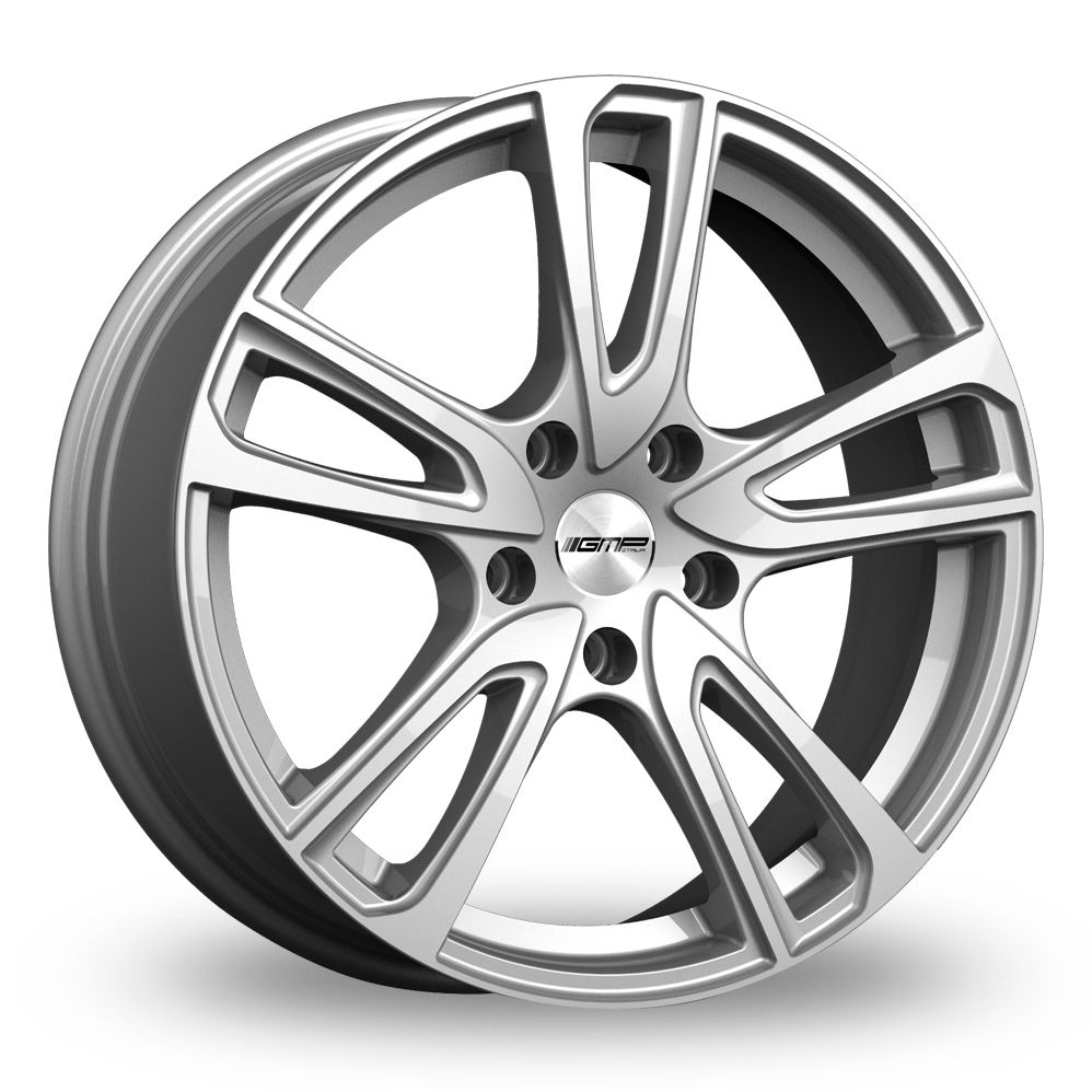 GMP ITALIA ASTRAL SILVER ALLOY WHEELS