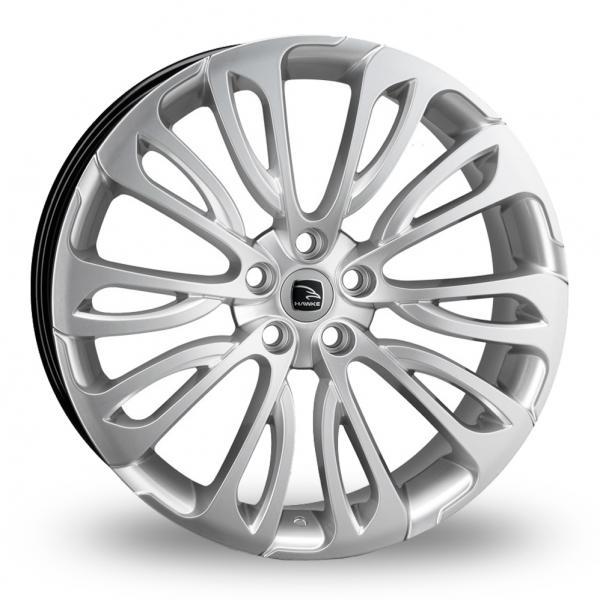 Hawke Halcyon Hyper Silver (Special Offer) Alloy Wheel