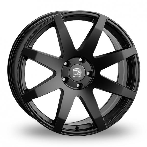 Hawke Knox XL (Special Offer) Matt Black Alloy Wheel