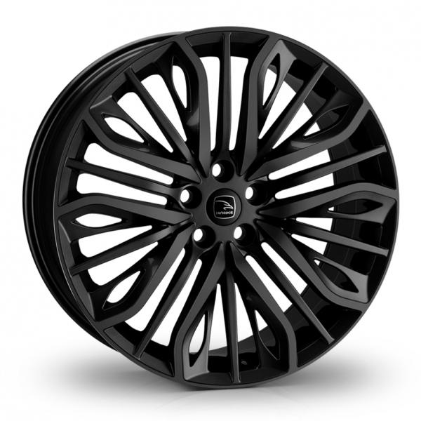 Hawke Vega Gloss Black Alloy Wheel
