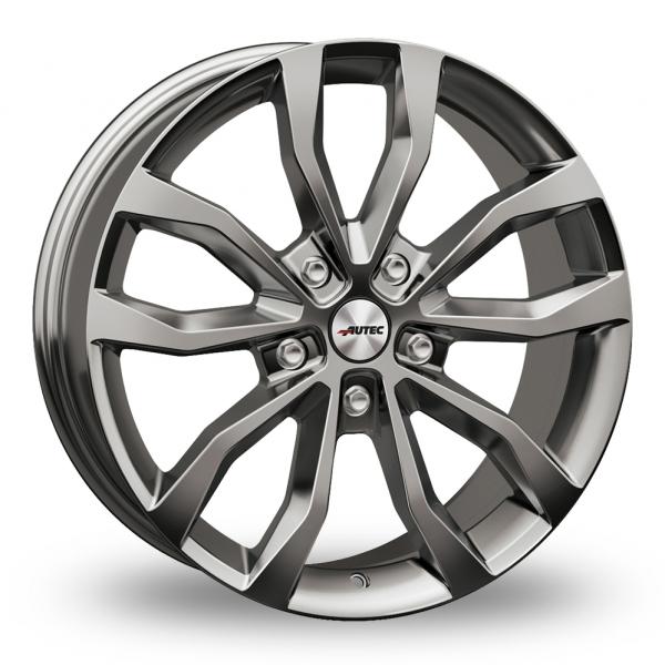18″ Autec Uteca Titanium For VW Transporter