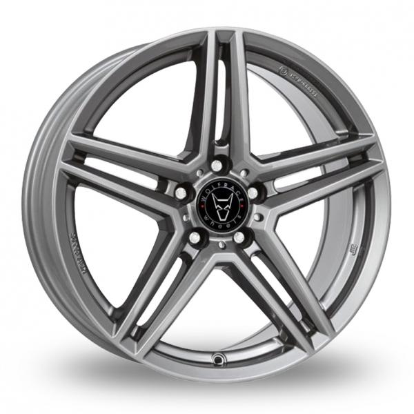 16″ Wolfrace M10 Gun Metal for Volkswagen Caddy Maxi