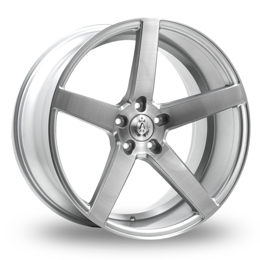 19″ Axe EX18 Silver Polished for Volkswagen Caddy