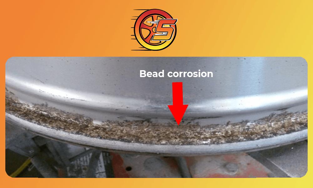 Bead corrosion
