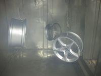 Powder Coated Wheel Refubishment