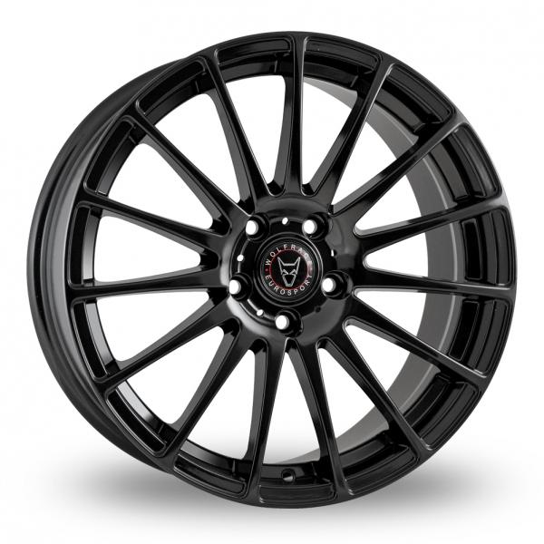 18″ Wolfrace Turismo Black for Mercedes Vito