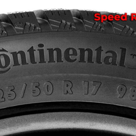 Tyre Speed Rating – What do the letters mean? Is it important?