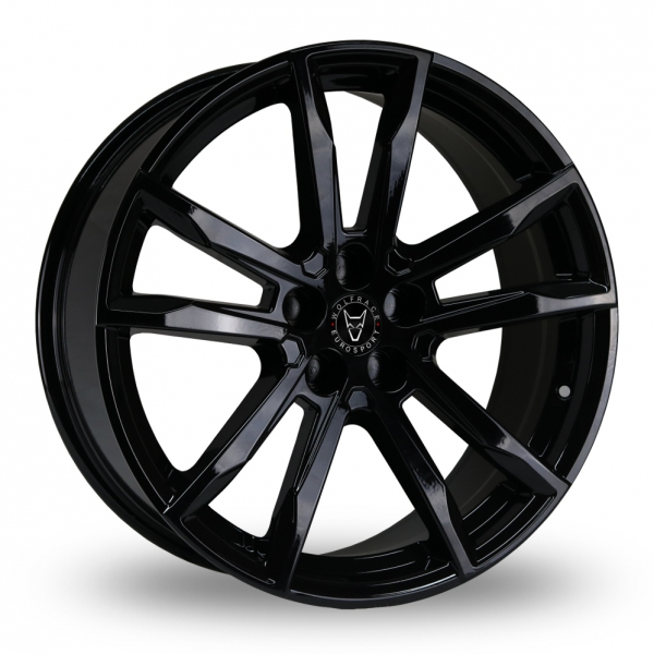 18″ Wolfrace Dortmund Gloss Black for Mercedes Citan