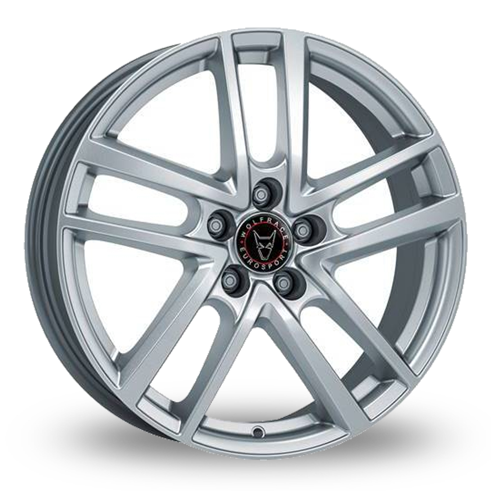18″ Wolfrace Astorga Silver for Mercedes Citan