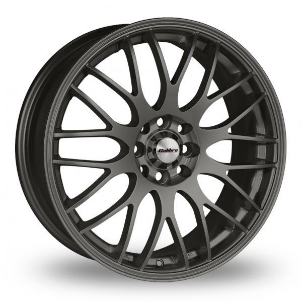 17″ Calibre Motion 2 Gun Metal for Volkswagen Caddy