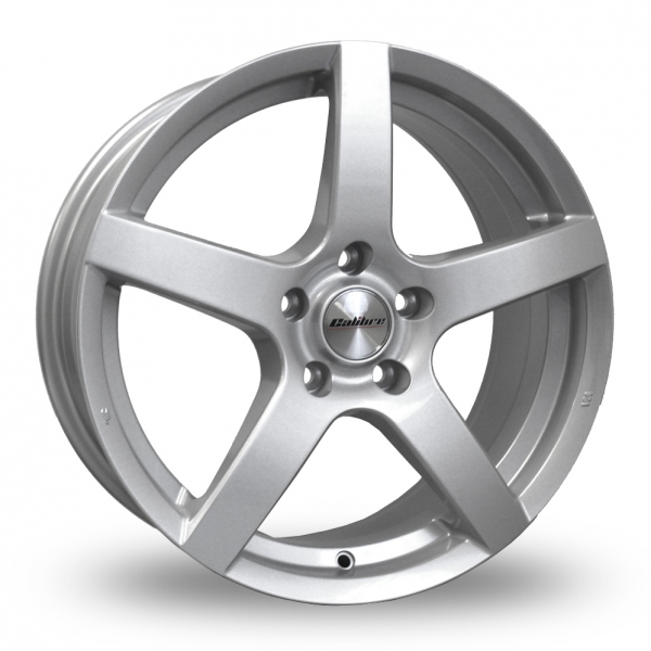 17″ Calibre Pace Silver for Volkswagen Caddy