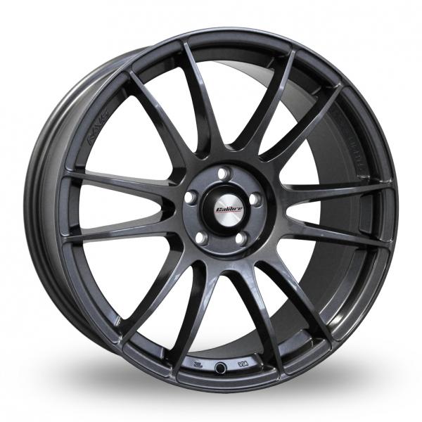 17″ Calibre Suzuka Gun Metal for Volkswagen Caddy