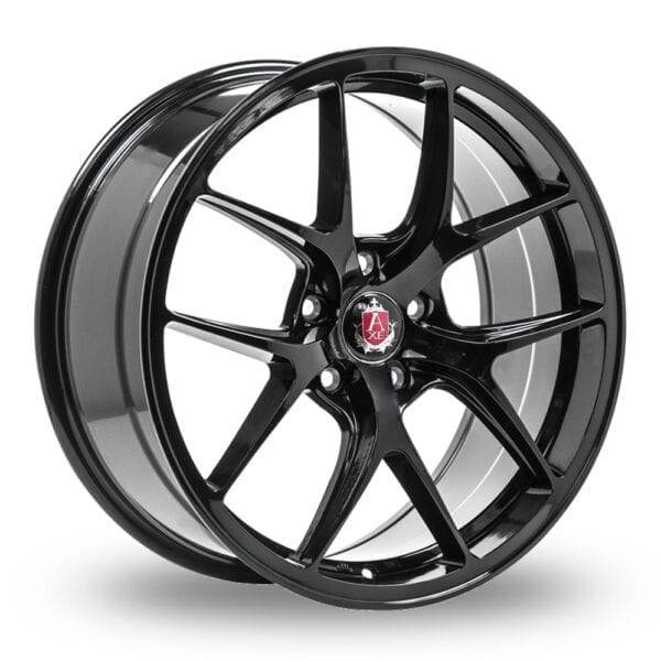 19″ Axe EX34 Gloss Black for Volkswagen Caddy