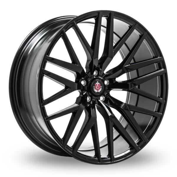 19″ Axe EX30 Gloss Black for Volkswagen Caddy