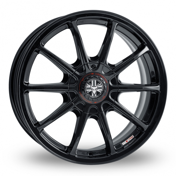 17″ Wolfrace Pro-Lite eco 2 0 Black for Ford Transit Connect
