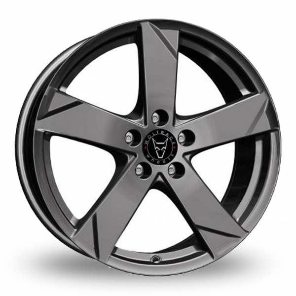 17″ Wolfrace Kodiak Graphite for Ford Transit Connect